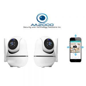 Smart Home Wifi Camera X1-100(720P)